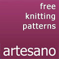 artesano : free knitting patterns